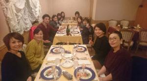 高花平デンタルクリニック 楽しい院内ブログ 忘年会