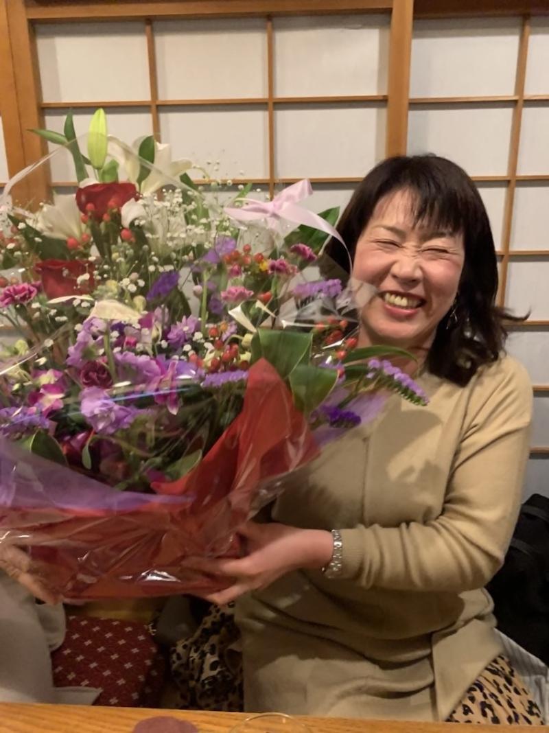 高花平デンタルクリニック 楽しい院内ブログ 歓送迎会